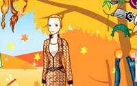 autumn fashion dressup