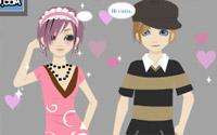 movie couple dressup