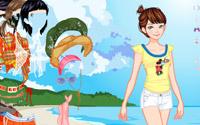 thailand beach dressup