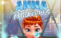 Anna Makeover